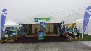 Ploughing Stand 2014