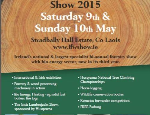 Irish Forestry Show 2015
