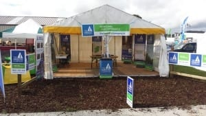 Ploughing Stand 1